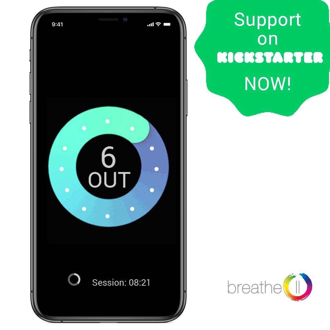 Support Breathe2 now on Kickstarter